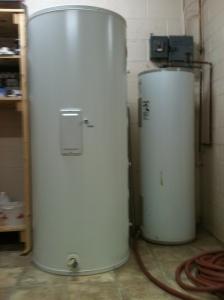 Solar Hot Water Tank
