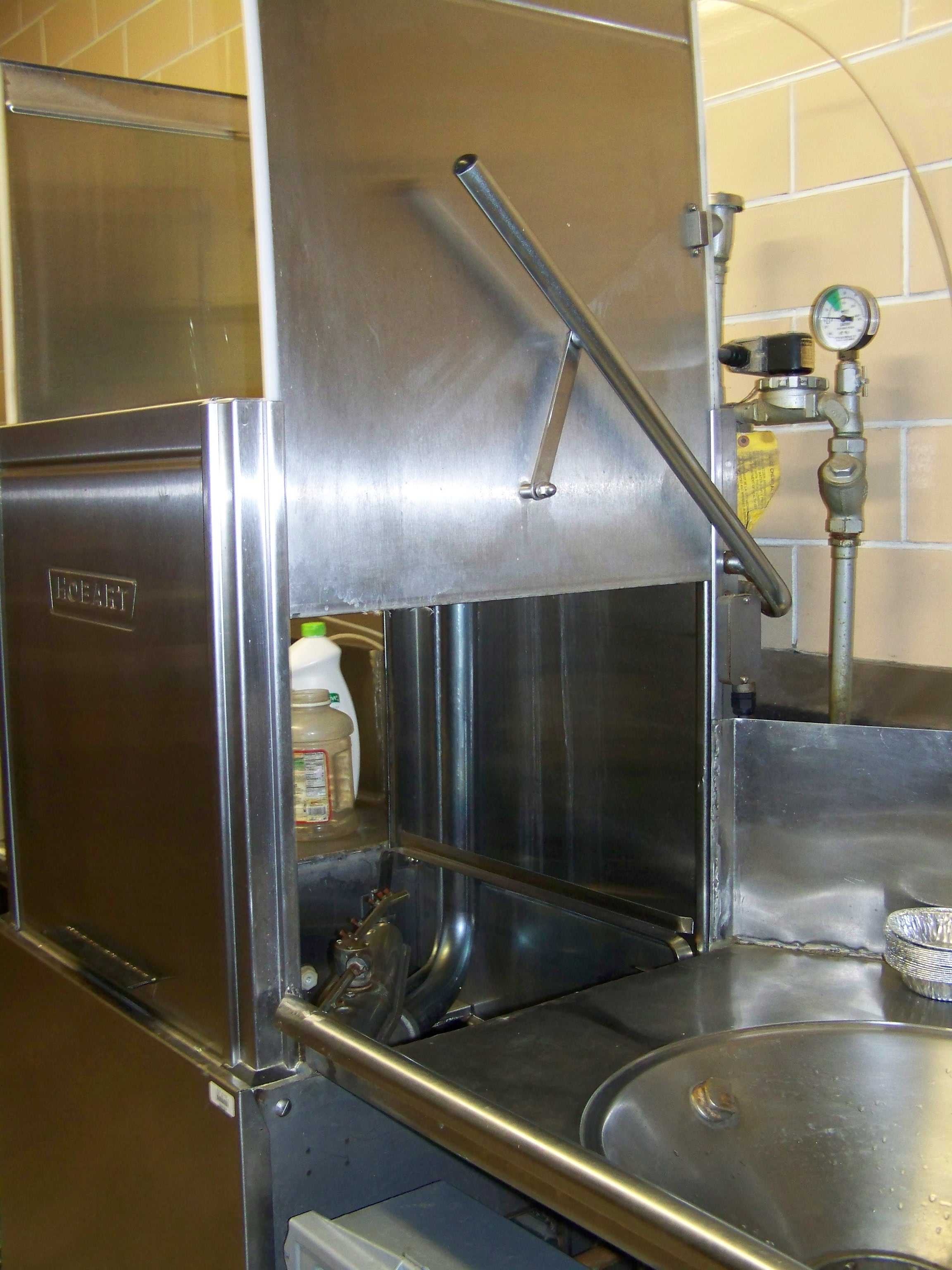 Hobart industrial dishwashers are not for Everyone | Crystal